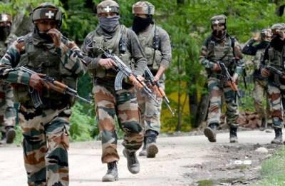 Militant killed in Kashmir's Handwara encounter; four CRPF soldiers injured in Anantnag grenade attack