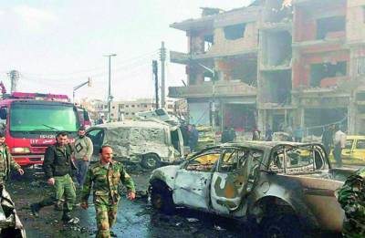 Nearly 250 dead in IS attacks on south Syria: Reports