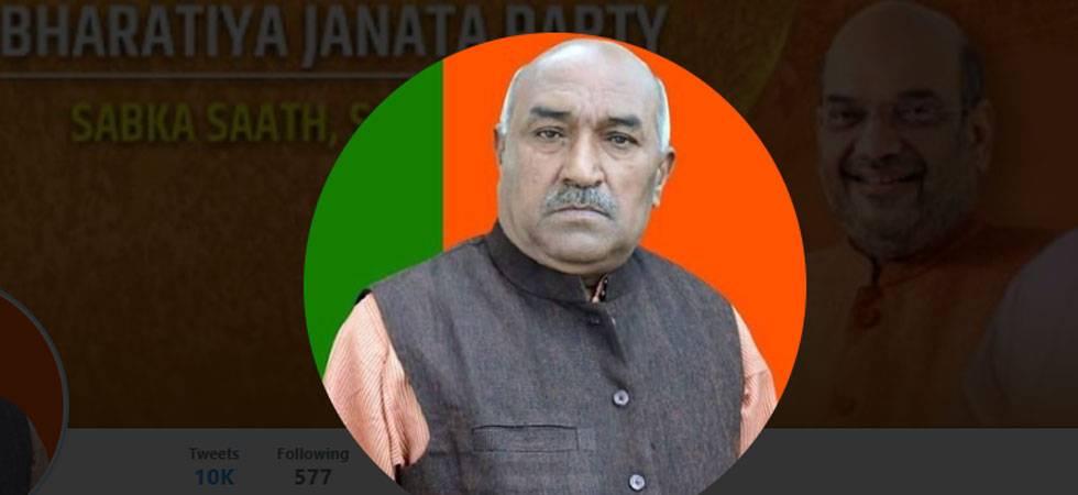 Rising Muslim reason behind increasing rapes, murders, says BJP MP Hari Om Pandey