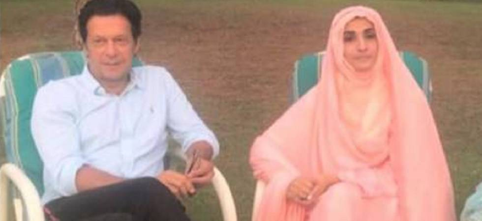 Imran's wife congratulates nation on PTI victory (Photo: Twitter)