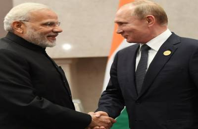 BRICS Summit 2018: PM Modi holds 'productive talks' with Putin