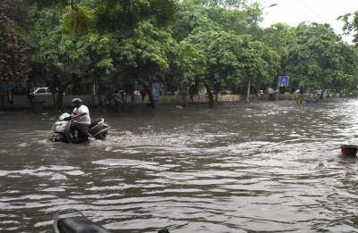 Heavy rains wreak havoc in north India; 27 killed in UP, parts of Delhi inundated
