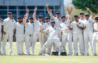India U-19 crush SL by innings and 147 runs, claim series 2-0