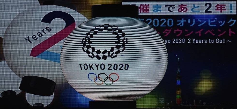Tokyo 2020 organizers say venue delays won't hit test events (Photo- Twitter)