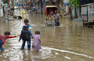 Uttar Pradesh: Heavy rains claim 58 lives, injure 53