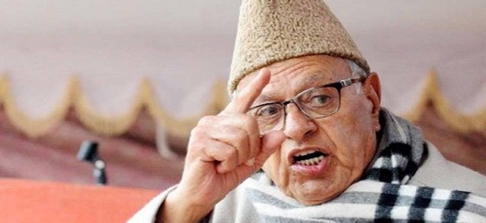 Farooq Abdullah seeks dissolution of JK assembly