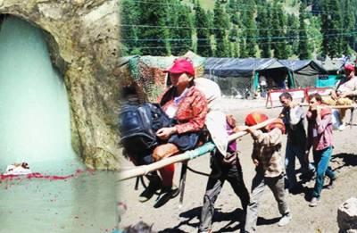 2.55 lakh pilgrims pay obeisance at Amarnath