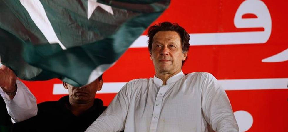 Will take oath as Pakistan Prime Minister on August 11, says Imran Khan (Photo: Twitter)