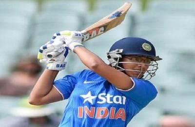 Mandhana equals fastest half-century in women's T20 cricket