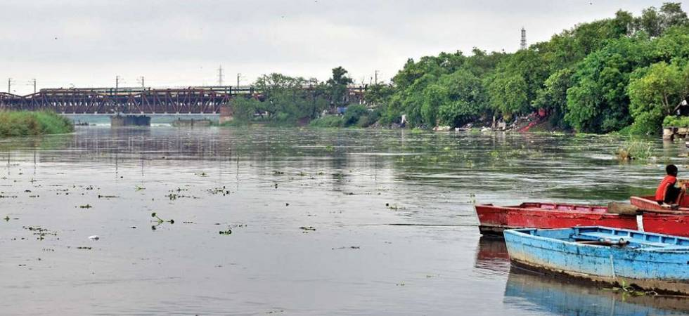 Yamuna rise: Rail bridge closed as water level breaches danger mark (File Photo)