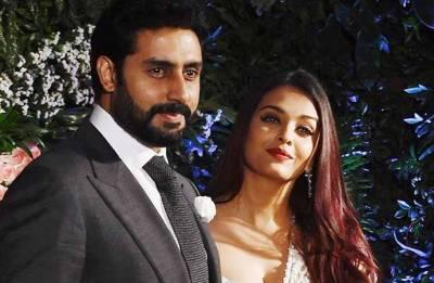CONFIRMED! Aishwarya Rai back together with Abhishek Bachchan in 'Gulaab Jamun'