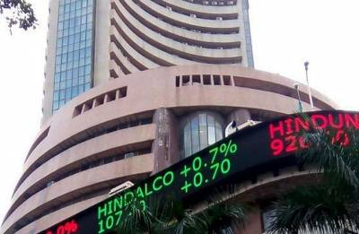Sensex falls over 100 points to snap six-day record run; Nifty below 11,300