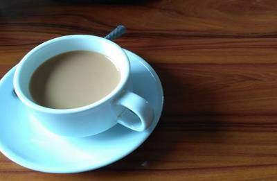 Britain's storm in a tea cup settled: The milk goes in last!