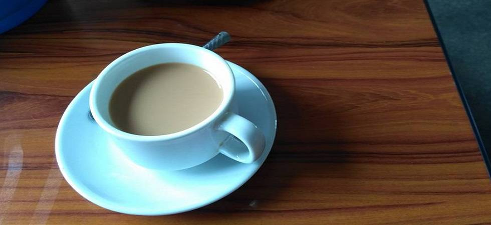 Britain's storm in a tea cup settled: The milk goes in last! (Photo: Facebook)