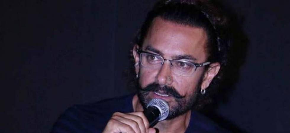 Actor Aamir Khan graced the fifth edition of the Indian Screenwriters Conference as chief guest on August 1, 2018 (File photo)