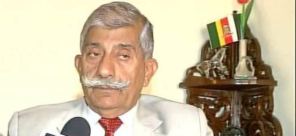 Governor Brig (Retd) Dr B D Mishra (Photo: PTI)