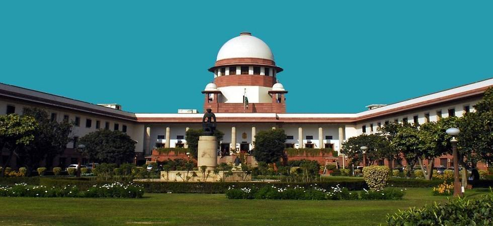 SC reserves order on Sabarimala temple case (File photo)