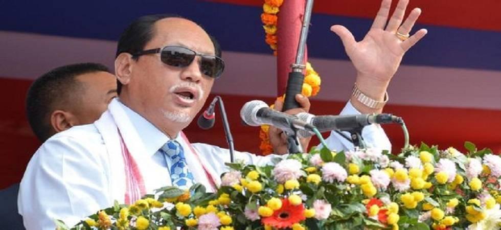 Nagaland CM Neiphiu Rio (File Photo- PTI)