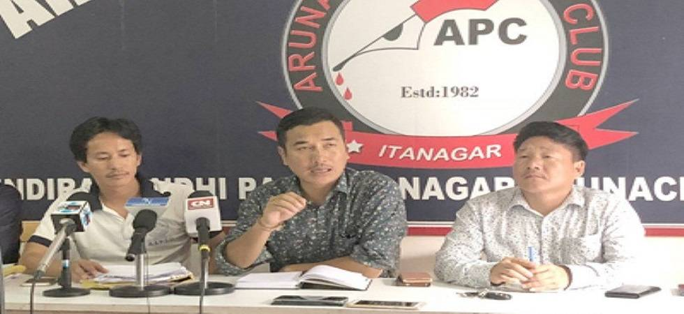 Drive to oust illegal migrants from Arunachal (Photo- Twitter/The Arunachal Times)