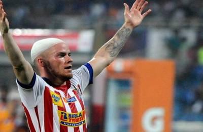 FC Pune City sign prolific striker Iain Hume