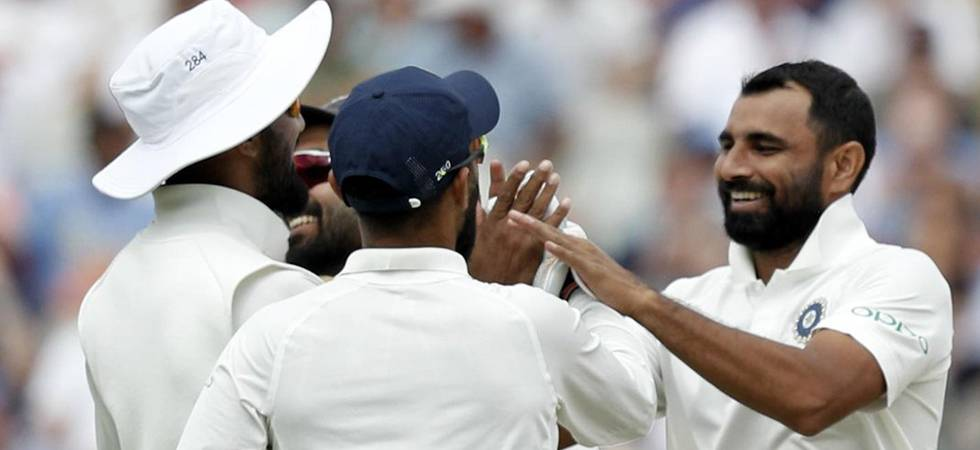 Love for cricket helped me survive off-field disputes, says Mohammed Shami (Photo: ICC Twitter)