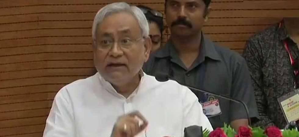 Bihar shelter home rape case: Nitish Kumar breaks silence, promises 'strict' action against guilty (ANI Photo)