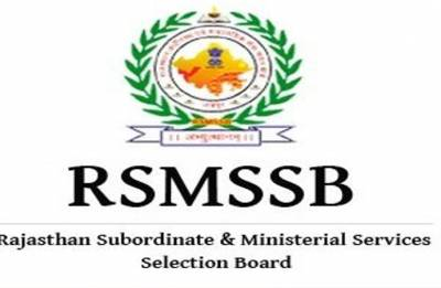 RSMSSB LDC, JA 2018 admit card to release today at rsmssb.rajasthan.gov.in