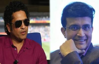 Sachin Tendulkar used to sleepwalk at night, reveals Sourav Ganguly