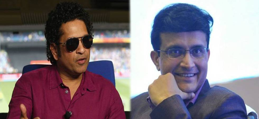 Sachin Tendulkar used to sleepwalk at night, reveals Sourav Ganguly (File Photo)