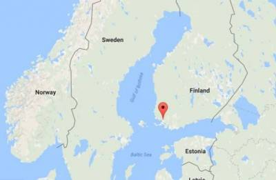 Finnish brothers killed by lightning as they heated sauna