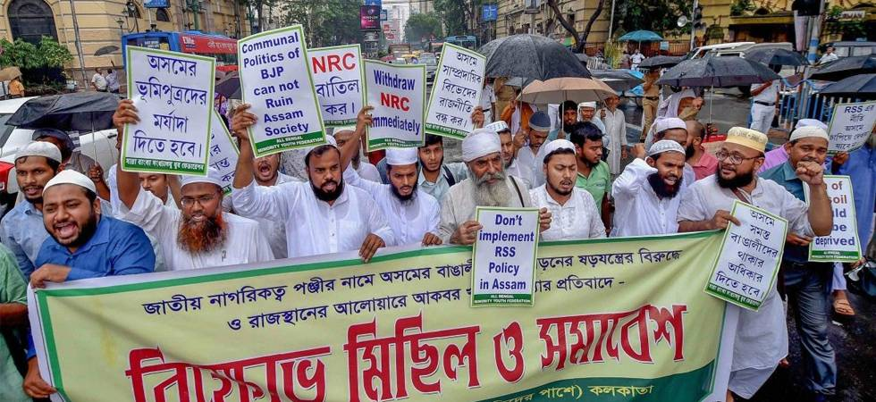 All political parties now want to leverage maximum brownie points out of the NRC issue (PHOTO: PTI)