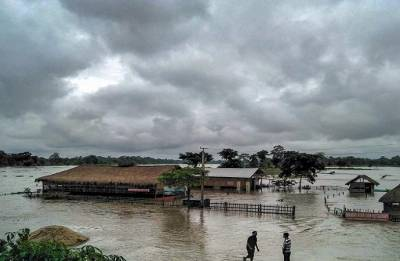 Assam flood situation worsens, death toll rises to 43