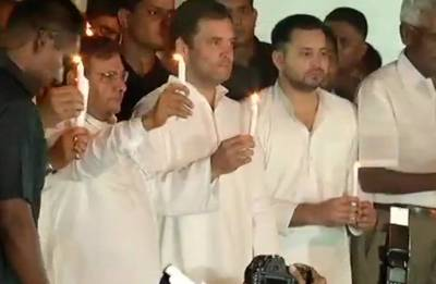 Bihar Shelter Home Rape Protest: We are here to stand with women of the country, says Rahul Gandhi