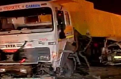 Gujarat: 10 killed, 38 injured in two separate accidents in Kutch