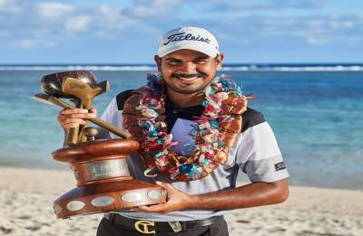 Bhullar claims maiden European Tour title at Fiji International