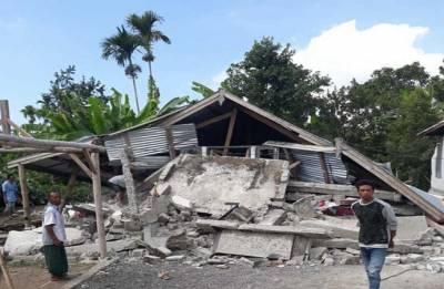 Magnitude 7.0 earthquake rocks Indonesia's Lombok Island; Tsunami alert issued