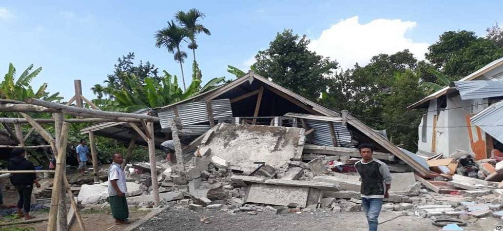 Magnitude 7.0 earthquake rocks Indonesia's Lombok Island: USGS (File Photo- Twitter/@VOANews)