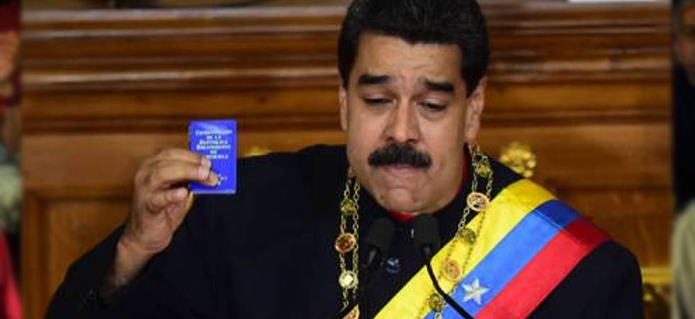 Drone attack on Venezuelan President Nicolas Maduro, he escapes unhurt