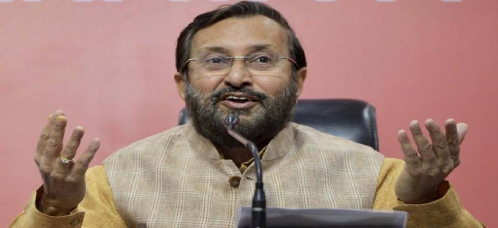 Union Minister Prakash Javadekar (File Photo- PTI)