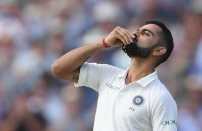 Virat Kohli dethrones 'disgraced' Steve Smith to become world number one Test batsman