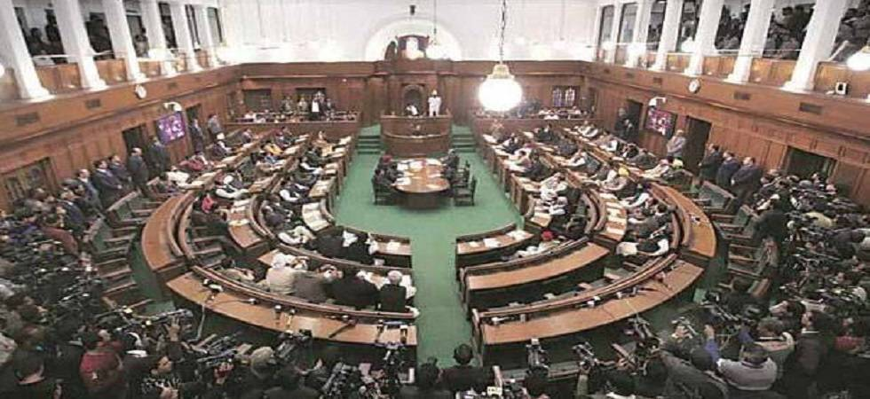 Delhi Assembly's Monsoon session to begin tomorrow (File photo)