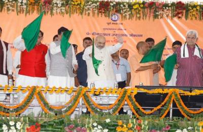 Mughalsarai station renamed as Deen Dayal Upadhyaya railway station