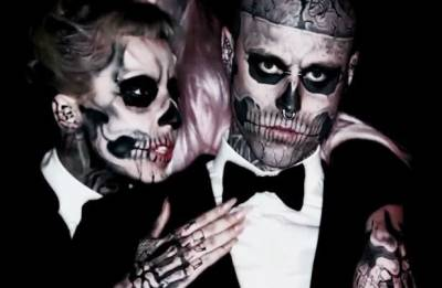 Lady Gaga regrets calling Rick Genest's death a suicide