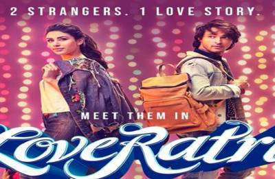 Loveratri trailer out! Salman Khan shares the first look of Aayush-Warina starrer