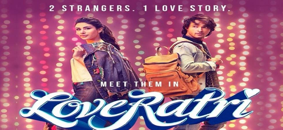 Loveratri trailer out! Salman Khan shares the first look of Aayush-Warina starrer  (Twitter)