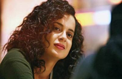 Check out fashion 'Queen' Kangana Ranaut's style mantra for happiness!