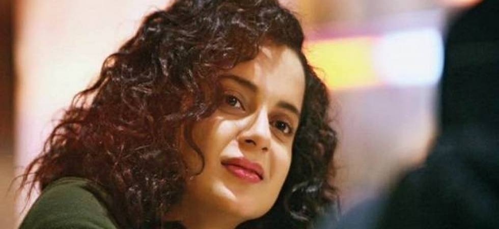 Bollywood Diva Kangana Ranaut (File photo)