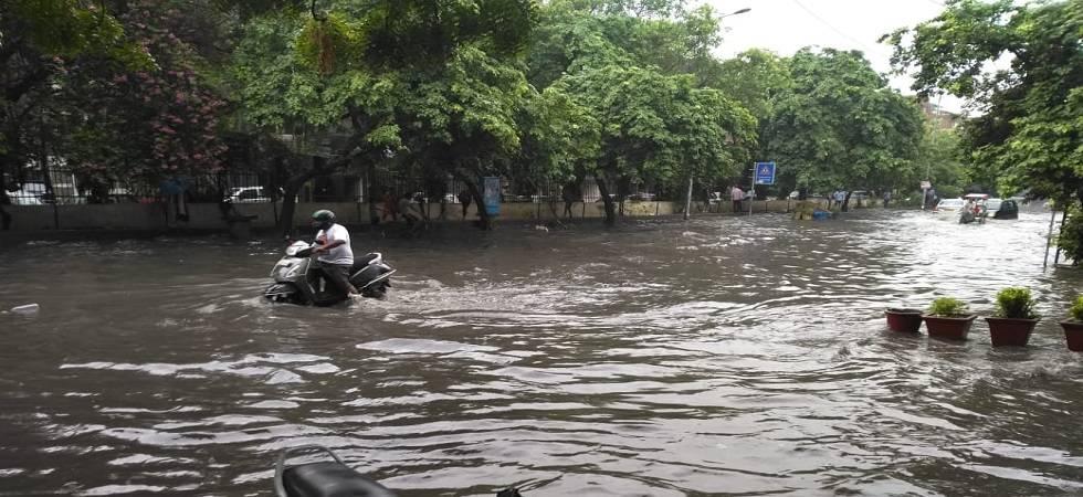 Uttarakhand: Rain causes flood-like situation in Dehradun