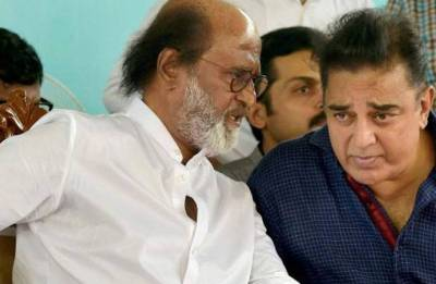 Why Rajinikanth and Kamal Haasan can't fill void in Tamil Nadu politics created by Karunanidhi's death