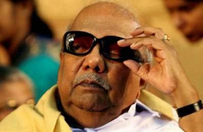 Kanchi Sankaracharya condoles death of Karunanidhi